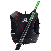 Salomon Bag Adv Skin 5 Set Fiery Red/Graphite