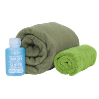 Sea To Summit Tektowel Washkit Eucalyptus M 50X100CM