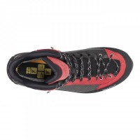 Salewa Mens Crow Gtx Black/Papavero
