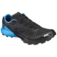 Salomon S-Lab XA Amphib Black/Transcend Blue/Rd