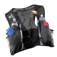 Salomon S/Lab Sense 2 Set Black/Racing Red