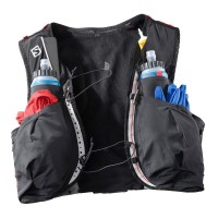 Salomon S-Lab Sense Ultra 8 Set Black/Racing Red