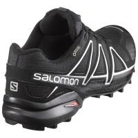 Salomon Speedcross 4 Gtx® Black/Black/Si
