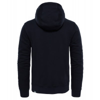 The North Face Men's Drew Peak Pullover Hoodie Black/Black