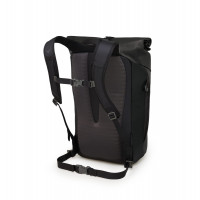 Osprey Transporter Roll Black