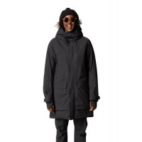 Houdini W's Fall In Parka True Black