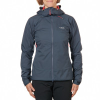 Rab Vapour-rise Jacket Women's Steel