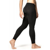 Woolpower Long Johns W Fly Black