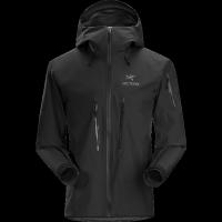 Arc'teryx Alpha SV Jacket Men's Black