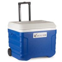 Arctic Tern 41 Liter Premium Cooler Box Blue/White