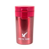 Arctic Tern Travel Mug Pink