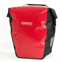 Ortlieb Back-Roller City (Pair) Red-Black QL1
