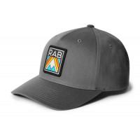 Rab Base Cap Dark Grey Aztec