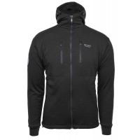 Brynje Antarctic Jacket w/ hood Black