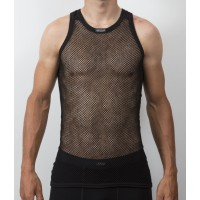 Brynje Wool Thermo A-Shirt Black