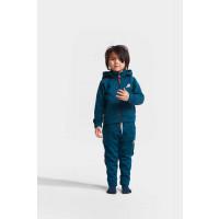 Didriksons Corin Kid's Pant Hurricance Blue