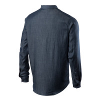 Houdini Men's Out And About Shirt Blue Illusion