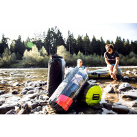 Ortlieb Dry Bag Black-Red 35 L