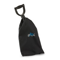 Fåk Snow Shovel Silver/Blue