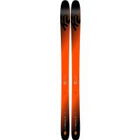 K2 Skis Pinnacle 105 Ti Rød/Svart