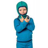 Woolpower Kids Balaclava 200 Turtle Green