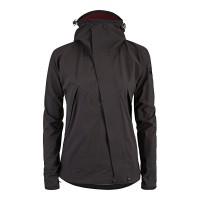 Klättermusen Women's Allgrön Jacket Black | Fjellsport.no