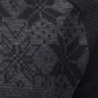 Ulvang Rav Kiby Men`s Black/Charcoal Melange/Grey Melange