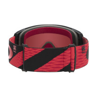 Oakley Line Miner Harlaut Sig Shredbot Red Black W/Prizm Black