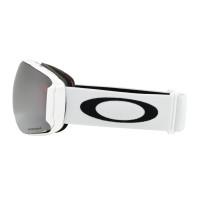 Oakley Airbrake Xl Polished White Prizm Black Iridium & Prizm Hi Pink Iridium
