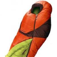 Mammut Altitude Down Winter Dark Orange