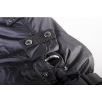 Non-Stop Dogwear Pro Warm Jacket Black/Blue