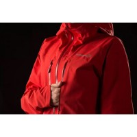 Norrøna Trollveggen Gore-Tex Light Pro Jacket (W) Crimson Kick