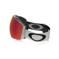 Oakley Flight Deck XM Matte White/ Prizm Torch Iridium