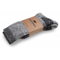 Gridarmor Coolmax Merino Sock Grey