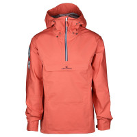 Amundsen Peak Anorak Mens Weathered Red