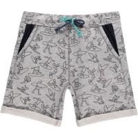 O'Neill Lb Surf Attack Fleece Shorts Grey