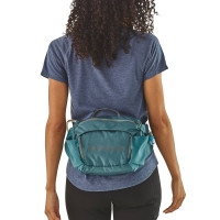 Patagonia Nine Trails Waist Pack 8l Forge Grey
