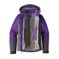 Patagonia Womens River Salt Jacket Purple