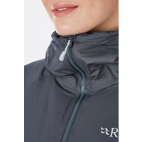 Rab Valiance Parka Womens Deep Ink
