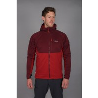 Rab Alpha Direct Jacket Cayenne/Maple/Horizon