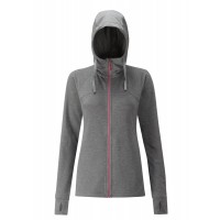 Rab Top-Out Hoody Women's Anthracite Marl
