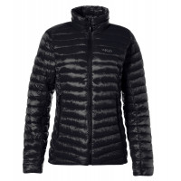 Rab Microlight Jacket Womens Black / Seaglass
