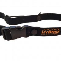 Orange Mud Race Belt Black