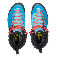 Salewa Ws Vultur Evo Gtx Princess Blue/Rose Red
