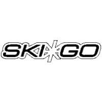 SkiGo XC Rød festevoks 0/-2°C 45g alle snøtyper