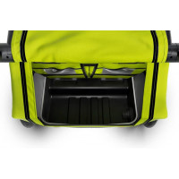 Thule Chariot Cab 2 Chartreuse