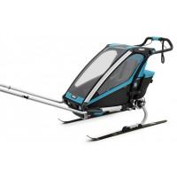 Thule Chariot Sport 1 Thule Blue/Black