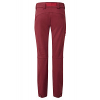 Rab Vector Pants Womens Dark Crimson configurable