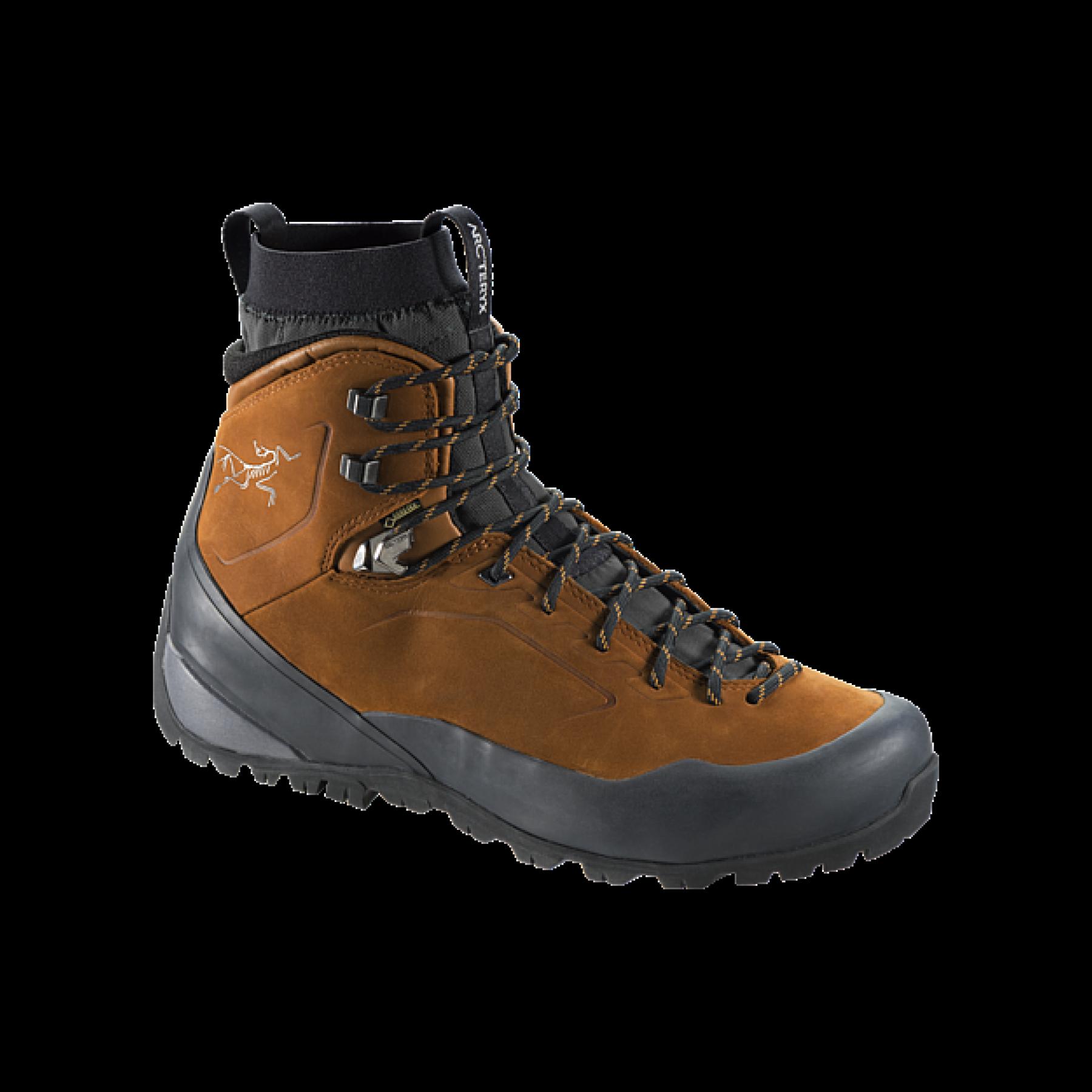 535ba766add Arc'teryx Bora Mid Leather GTX Hiking Boot Men's Cedar/Graphite