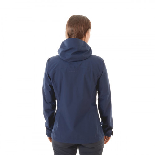 Mammut Convey Tour Hs Hooded Jacket Women Peacoat